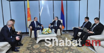 Հայաստանի արտգործնախարարը հանդիպել է Վալոնի-Բրյուսել կառավարության նախագահ-նախարարին