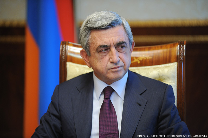 Սերժ Սարգսյանն այսօր էլ չի խոսի. Դրա կարիքը դեռ չկա՞. «Հրապարակ»