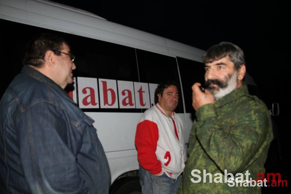 Shabat.am-ը միավորեց քաղաքական ուժերին՝ սահմանամերձ գյուղերում և դիրքերում (լուսանկարներ)