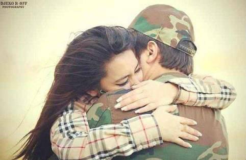 «Չգիտեմ, խի չես պատասխանում, բայց սիրում եմ քեզ». սիրած աղջկա նամակը զինվորին (ֆոտո)