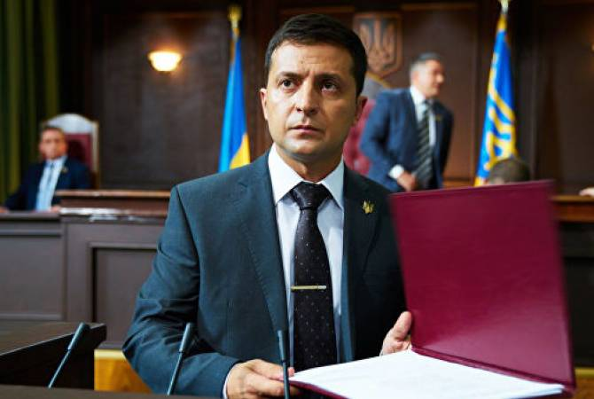 Հազարավոր ուկրաինացիներ են ցանկանում դառնալ Զելենսկու մամուլի քարտուղարը. «Ուկրաինսկիե նովոստի»