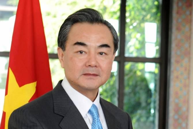 Չինաստանի արտգործնախարարը կայցելի Հայաստան