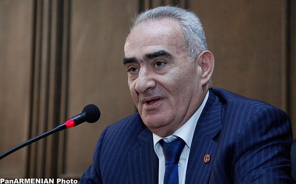 Հոկտեմբերի 27-ի գործն ինչ-որ ժամանակ հետո կբացահայտվի.ԱԺ նախագահ