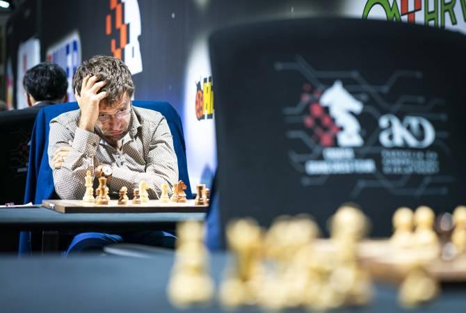 Արոնյանը դեռևս 5-րդն է Զագրեբի Grand Chess Tour-ում