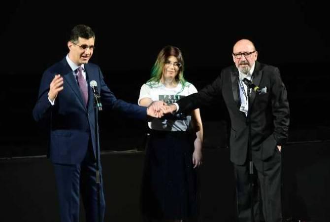 «Մակաբույծը» ֆիլմի ցուցադրությամբ մեկնարկեց «Ոսկե ծիրան» 16-րդ միջազգային կինոփառատոնը