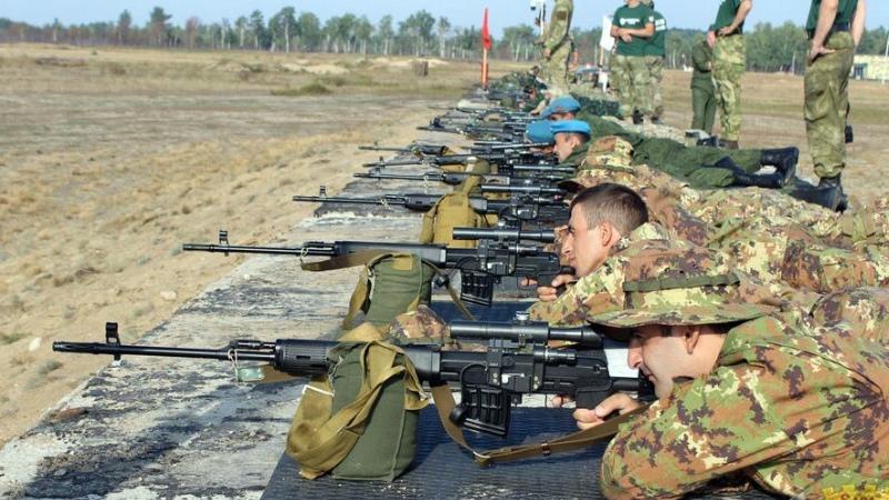 «Դիպուկահարի բնագիծ» մրցույթի 1-ին փուլում հայ զինծառայողները հայտնվել են լավագույնների շարքում