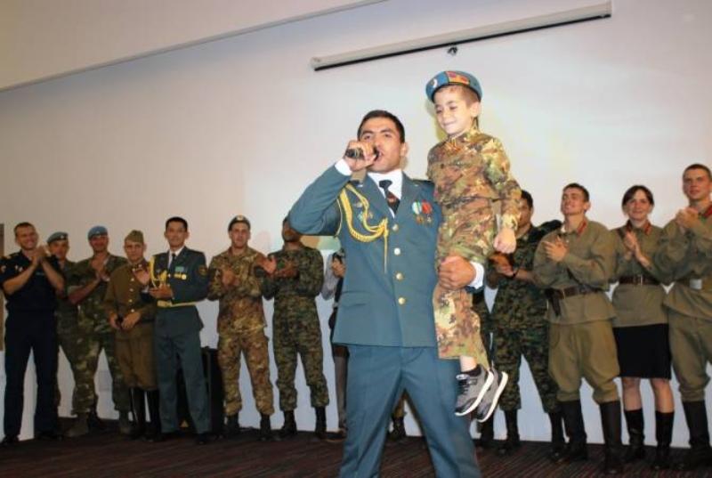 «Խաղաղության մարտիկ» մրցույթի շրջանակում անցկացվել է «Տեր և տիկին» պարային-երաժշտական փուլը