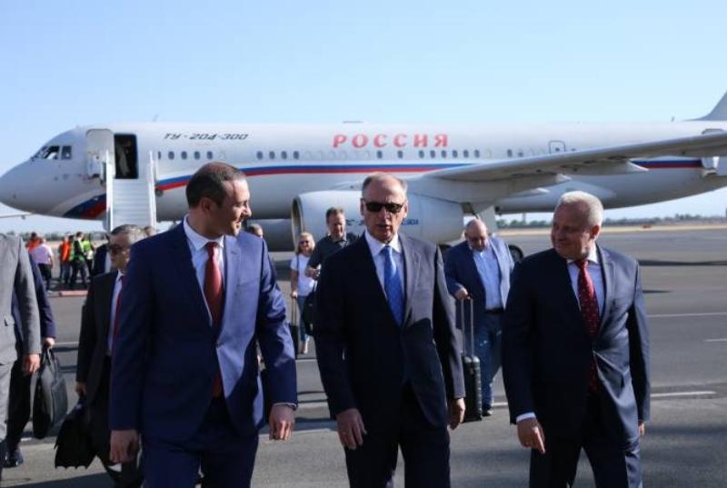 Երևանում տեղի է ունեցել Հայաստանի և Ռուսաստանի անվտանգության խորհուրդների քարտուղարների հանդիպումը