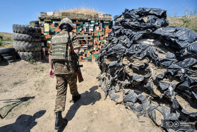 ՀՀ զինուժն առաջխաղացում է գրանցել Տավուշի հյուսիսում (լուսանկարներ)