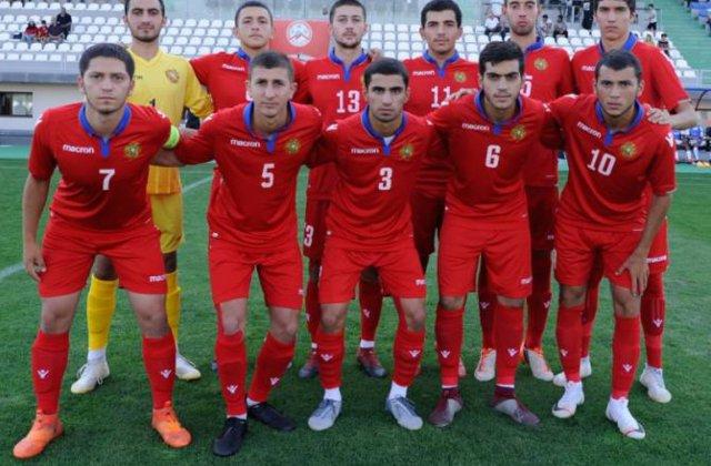 Հայաստանի Մ-19 հավաքականը 2:0 հաշվով առավելության է հասել Լիբանանի ընտրանու նկատմամբ