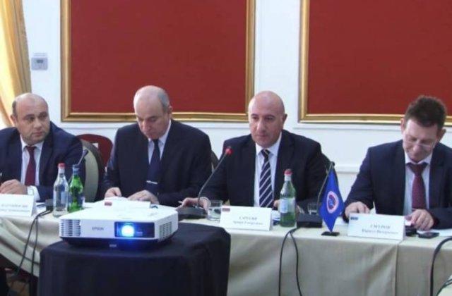 Ոստիկանությունում կայացել է ՀԱՊԿ անդամ պետությունների իրավասու մարմինների աշխատանքային խմբի նիստը