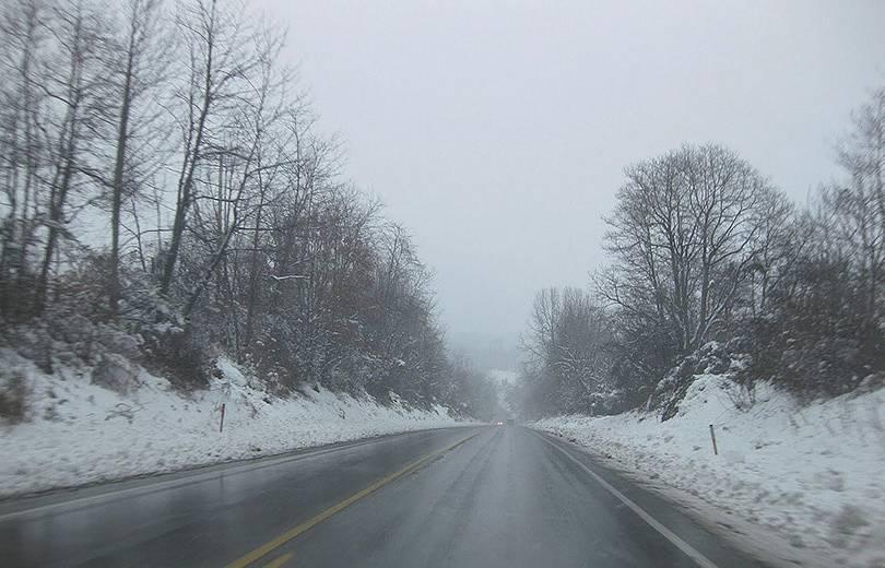 Հայաստանի տարածքում ավտոճանապարհները հիմնականում անցանելի են