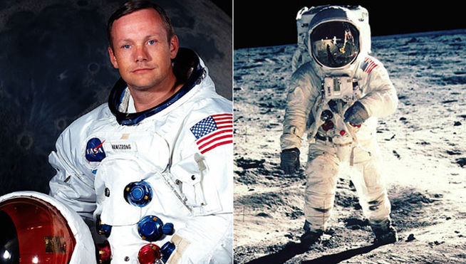 Առեղծվածային զուգադիպություն պատահեց ամերիկյան տիեզերագնաց Նեյլ Արմսթրոնգի հետ