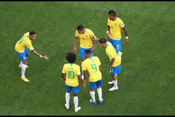 ԱԱ 2018. Բրազիլիայի հավաքականը հաղթեց Մեքսիկային ու անցավ 1/4 եզրափակիչ (տեսանյութ)
