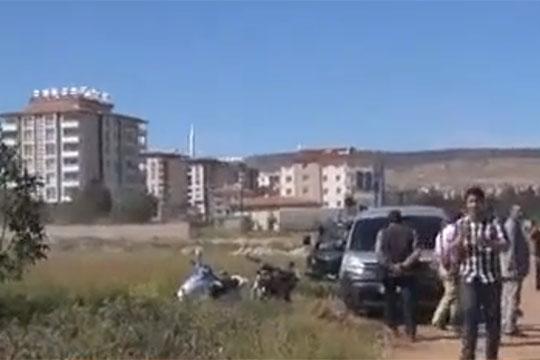 Սիրիայից արձակված հրթիռն ու արկն ընկել են Թուրքիայի տարածքում