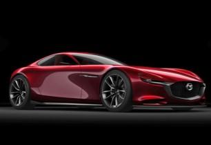 Mazda-ն գաղտնազերծել է RX Vision կոնցեպտը (լուսանկարներ)