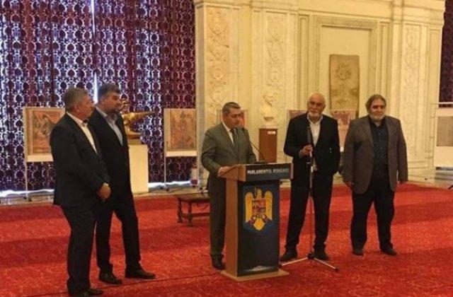 Ռումինիայում բացվել է Հայոց լեզվի և մշակույթի օր հռչակելու օրենքի ընդունմանը նվիրված ցուցահանդես