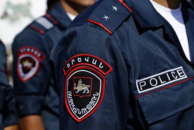 Շենգավիթի ոստիկանները մեքենաներից կատարված 30-ից ավելի գողության դեպք են բացահայտել