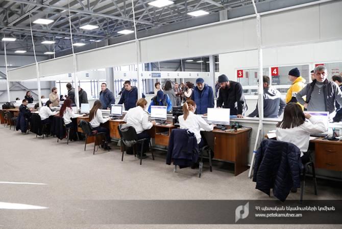 Գյումրիի մաքսատունը հունվարի 10-ից անցնում է աշխատանքային ընդհանուր ռեժիմի