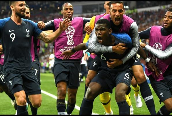 ԱԱ-2018. Ֆրանսիան պատմության մեջ 2-րդ անգամ դարձավ Աշխարհի չեմպիոն