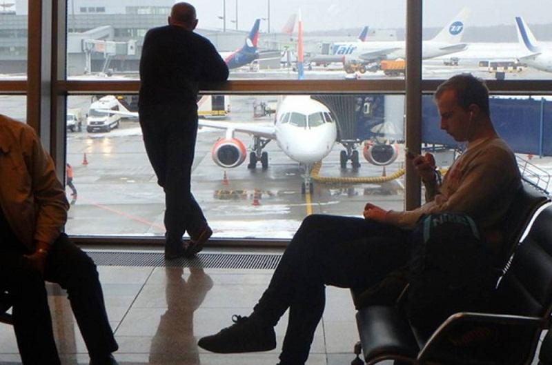 Մոսկվայի օդանավակայաններում 36 չվերթ է հետաձգվել, 5-ը` չեղարկվել