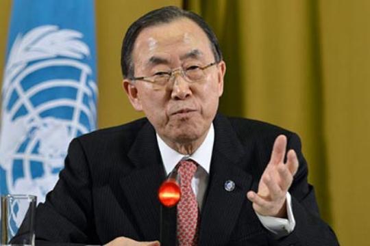 ՄԱԿ-ի գլխավոր քարտուղար Պան Գի Մունը չհայտարարված այցով ժամանում է Իսրայել