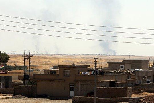 Իրաքում կոալիցիան Մոսուլից հարավ ԴԱԻՇ-ի թունել է ռմբակոծել