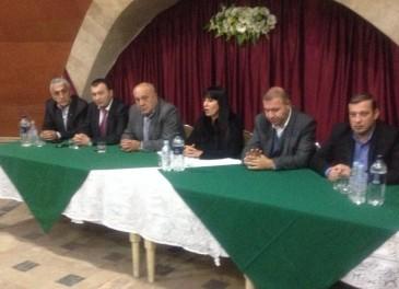 ԲՀԿ ղեկավար կազմի ներկայացուցիչները հանդիպել են ԲՀԿ Արտաշատի տարածքային կառույցի խորհրդի անդամների հետ