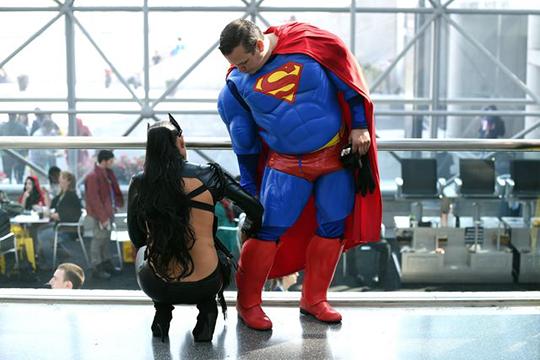 Comic Con 2015-ը՝ Նյու Յորքում. ամենաէրոտիկ, սարսափելի և ծիծաղելի հագուստները
