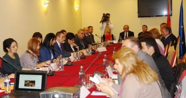 ԵՄ ԱլԳ երկրների կարողությունների զարգացմանն ուղղված խնդիրները երևանյան աշխատաժողովում