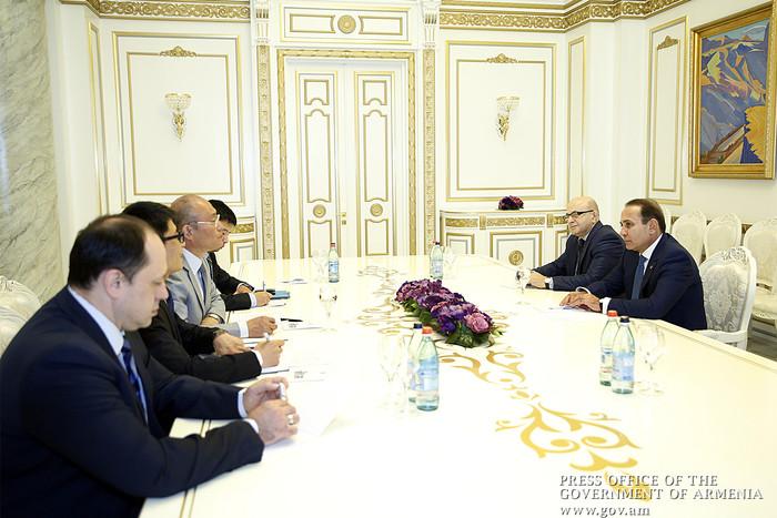 Չինական ընկերությունը ՀՀ այլընտրանքային էներգետիկայի բնագավառում ներդրումային ծրագիր կիրականացնի (լուսանկարներ)