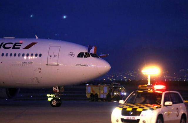 8 տարվա ընթացքում առաջին անգամ Ֆրանսիայից ինքնաթիռ է ժամանել Թեհրան(տեսանյութ)