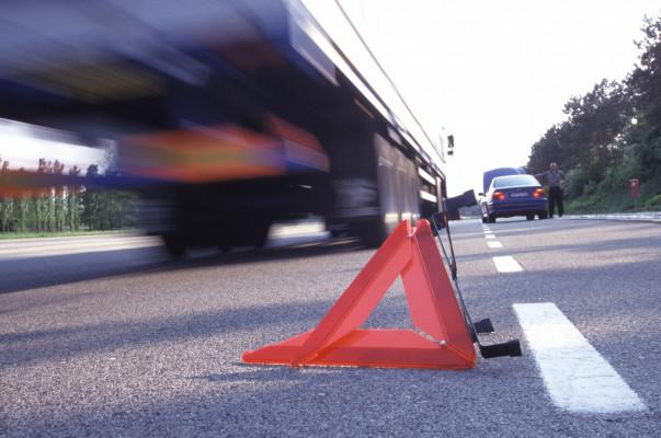 Դիլիջան-Իջևան ավտոճանապարհին ավտոմեքենան կողաշրջվել է