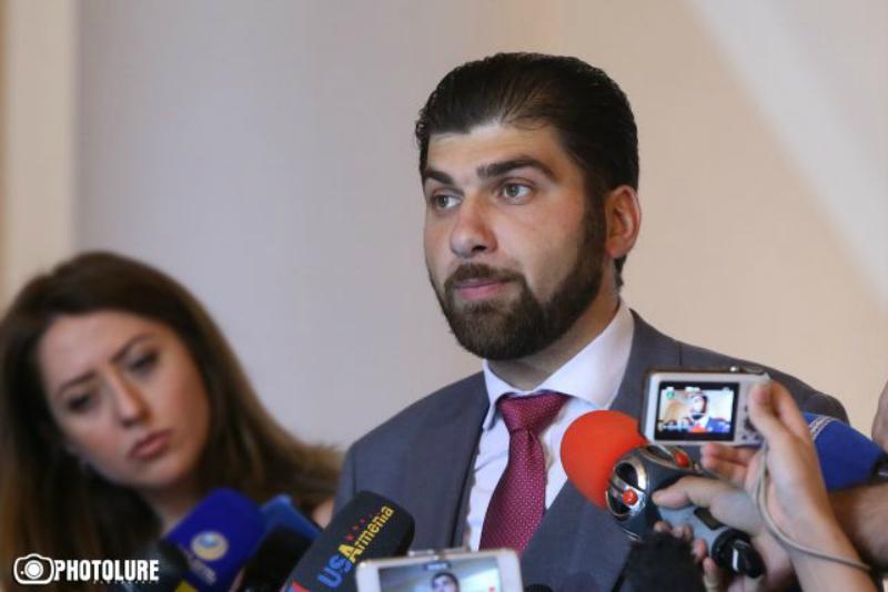 Դատական կարգով կվիճարկենք. Դավիթ Սանասարյանը` Բարձրաստիճան պաշտոնատար անձանց էթիկայի հանձնաժողովի որոշման մասին