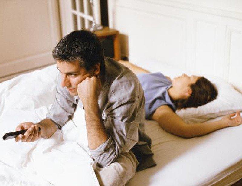 Нет секса в браке