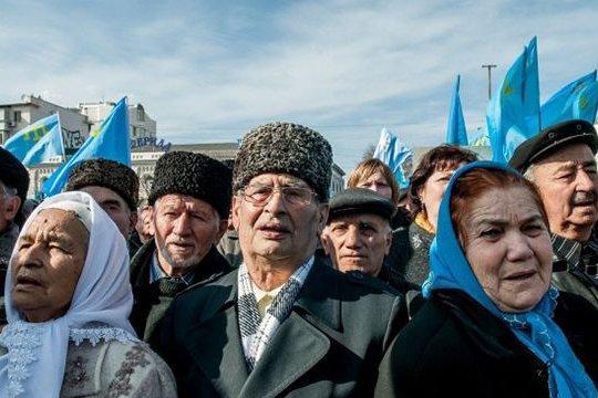 Թուրքիայի ԱԳՆ-ն դատապարտել է Ղրիմի թաթարների մեջլիսի գործունեության արգելքը