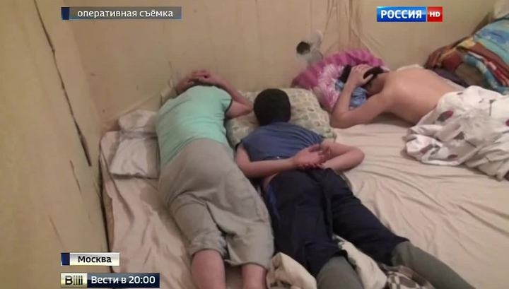 Մոսկվայում մոտ 100 ահաբեկչի են ձերբակալել (տեսանյութ)