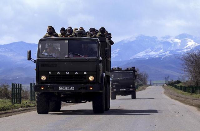 Ադրբեջանը տանկով կրակել է շտապօգնության մեքենայի վրա