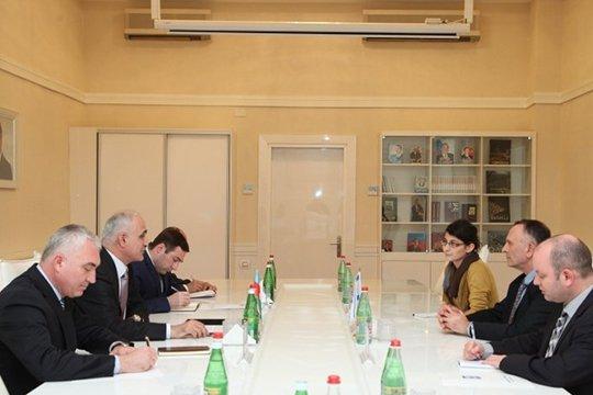 Ադրբեջանը շահագրգռված է Իսրայելի հետ տնտեսական կապերի ընդլայնմամբ. էկոնոմիկայի նախարար