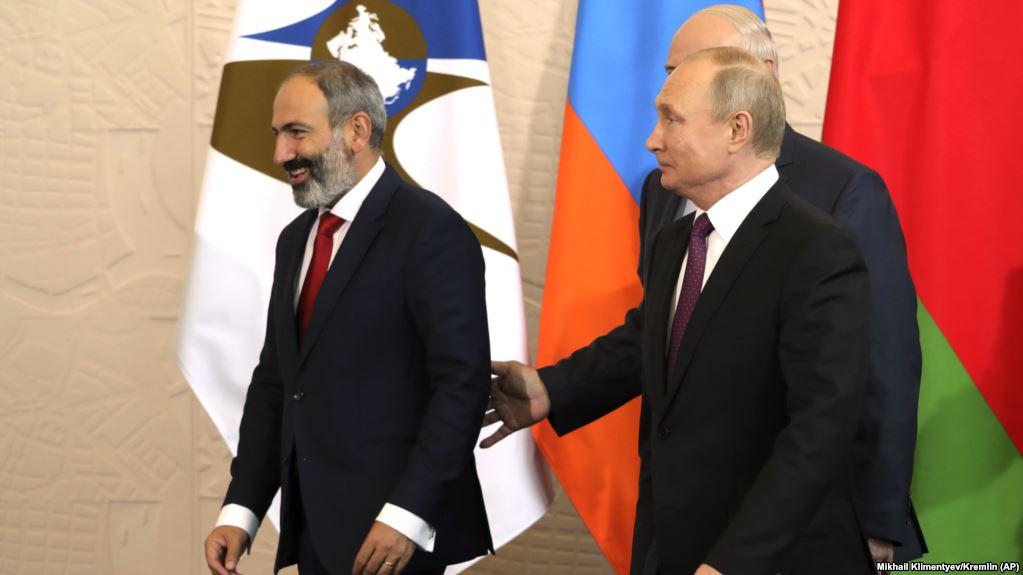 Նիկոլ Փաշինյանը աշխատանքային այցով կմեկնի Ռուսաստանի Դաշնություն