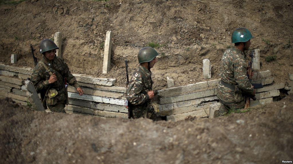 Հակառակորդը հայ դիրքապահների ուղղությամբ արձակել է ավելի քան 2500 կրակոց. իրավիճակը շփման գծում