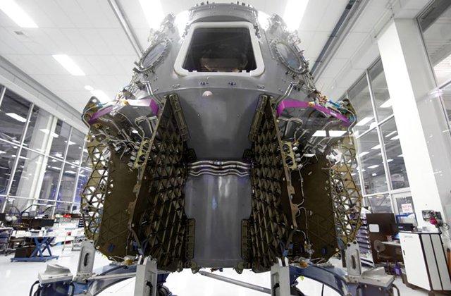 Ուղևորություն դեպի տիեզերք՝ 1-ին վերաօգտագործվող տիեզերագնա խցիկներով