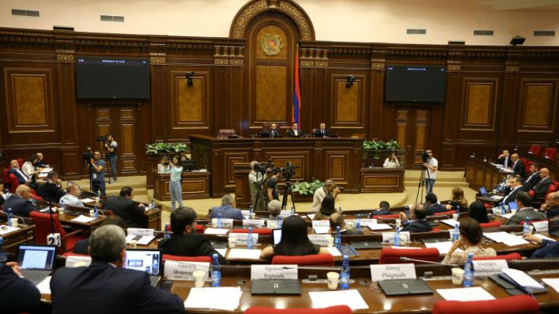ԱԺ-ն շարունակում է աշխատանքը. նիստը՝ ուղիղ