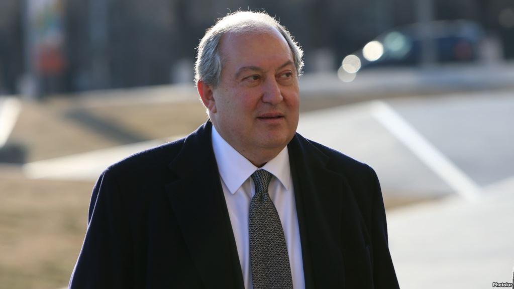 Արմեն Սարգսյանն ԱԱԾ տնօրենի տեղակալ է նշանակել