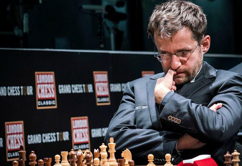 London Chess Classic. Արոնյանը զիջում է դիրքերը