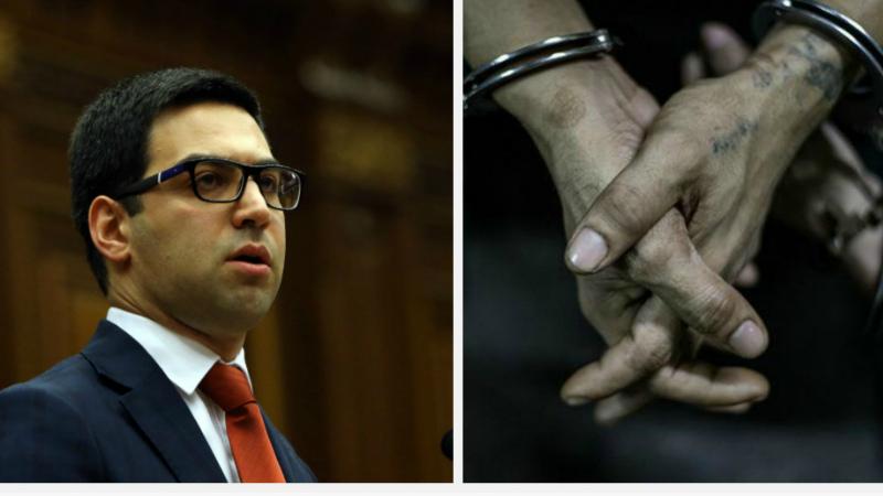 Իմ տեղեկություններով՝ կան մի քանի հարուցված քրեական գործեր. Ռուստամ Բադասյանը՝  «օրենքով գողերին»  քրեական պատասխանատվության ենթարկելու մասին