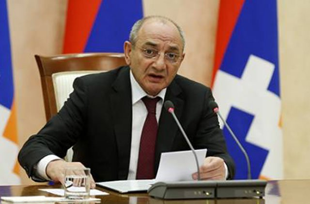 Սամվել Շահրամանյանը` ԱՀ ազգային անվտանգության ծառայության տնօրեն