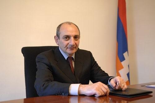 Արցախի նախագահն այցելել է մի շարք զորամասեր եւ ղարաբաղա-ադրբեջանական սահմանի հատվածներից մեկը