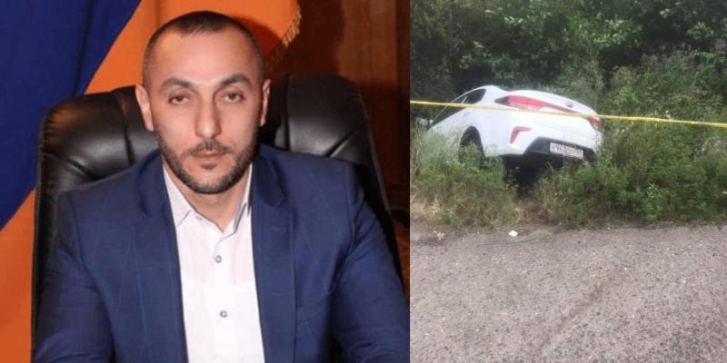 Վարդենիսի քաղաքապետը Վրաստանում վթարի է ենթարկվել. ArmDaily