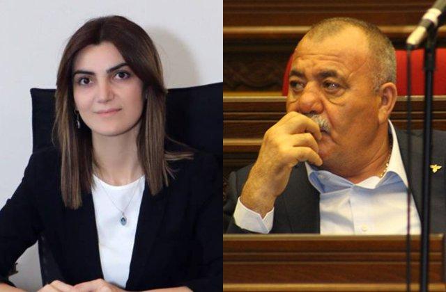 Էջմիածնի քաղաքապետը ֆեյսբուքյան քվեարկությամբ կորոշի՝ Մ. Գրիգորյանին կոչումից զրկել, թե ոչ